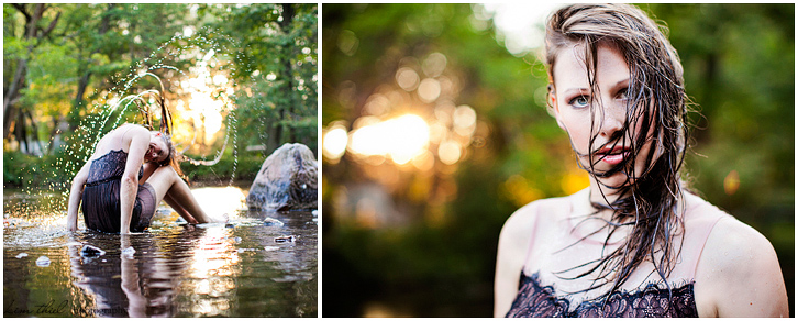 Senior portraits by Kim Thiel Photography of Appleton, WI
