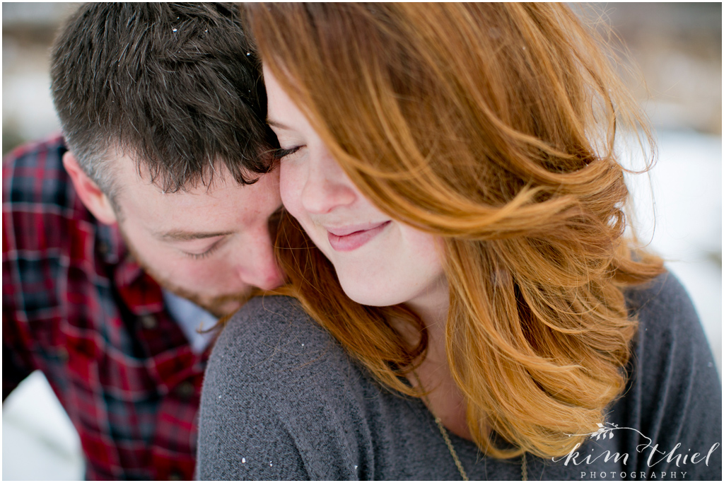 11-Kim-Thiel-Photography-Snowy-Engagement