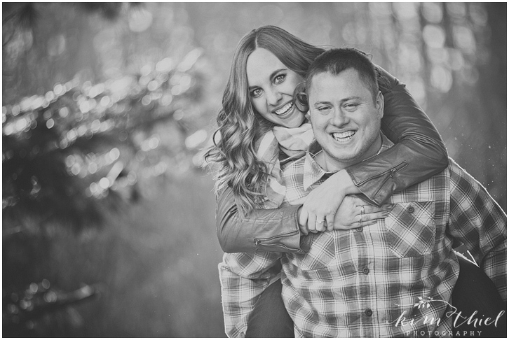 kim-thiel-photography_pine-plaid-engagement_06, Spring Engagement