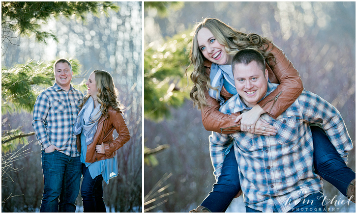 kim-thiel-photography_pine-plaid-engagement_07, Spring Engagement