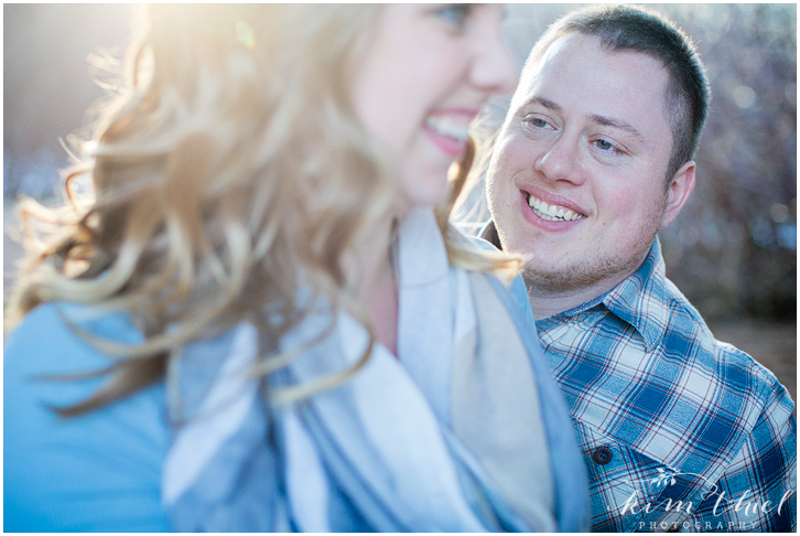 kim-thiel-photography_pine-plaid-engagement_10, Spring Engagement