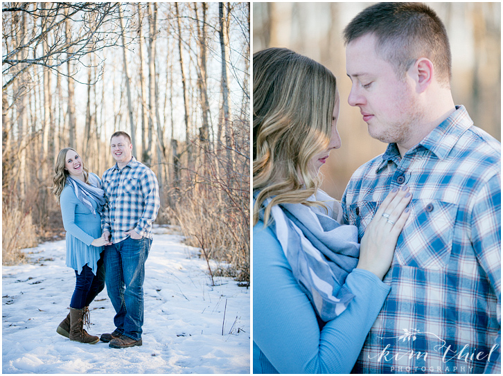 kim-thiel-photography_pine-plaid-engagement_14, Spring Engagement