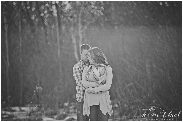 kim-thiel-photography_pine-plaid-engagement_16, Spring Engagement