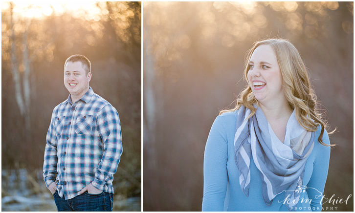 kim-thiel-photography_pine-plaid-engagement_17, Spring Engagement