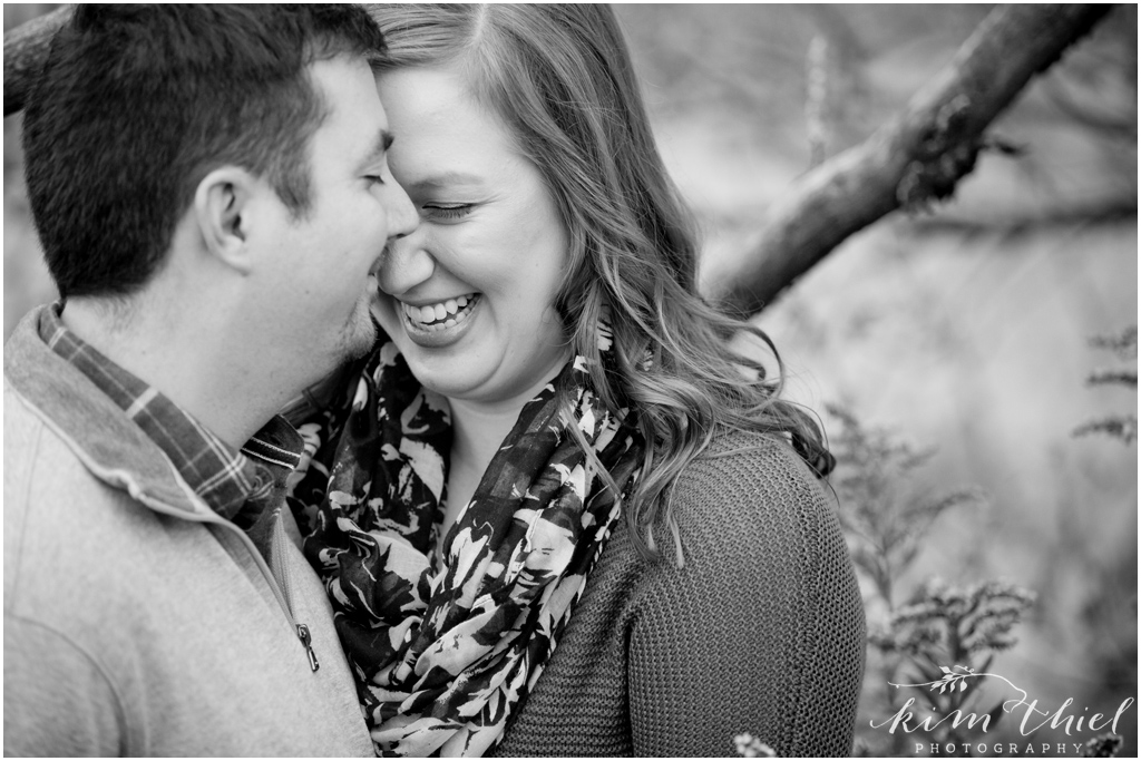 Wisconsin Fall Engagement