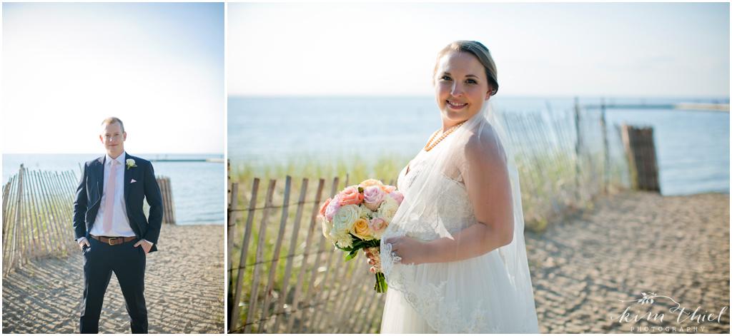 Kim Thiel Photography Wedding Blog: Horseshoe Bay Wedding, Door County Wedding, Kim Thiel